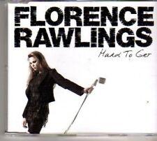 (BT78) Florence Rawlings, Hard To Get - DJ CD