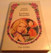 Book in French LA RIVIERE DES PERLES Livre en Francais COLLECTION 4 COULEURS