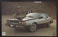 1979 1980 NISSAN DATSUN 200-SX 200SX Hardtop Coupe Car Photo Dealer POSTCARD