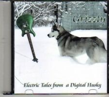 (CL420) Grizzly, Electric Tales from a Digital Husky - CD