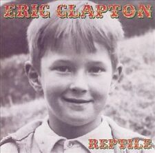 Reptile by Eric Clapton (Cd, Mar-2001, Reprise)