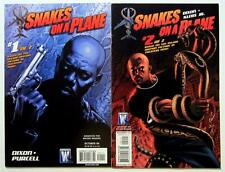 Snakes On A Plane Wildstorm 1-2 (2 Issues) No. #1 2 (Nm) Unread