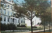 1910 Postcard: University North Dakota- Grand Forks, ND