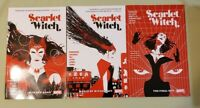 Scarlet Witch New complete vol 1 2 3 TPB TP lot Robinson trade Marvel graphic