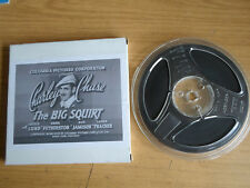 Super 8mm sound 1x400 THE BIG SQUIRT. Charley Chase classic comedy.