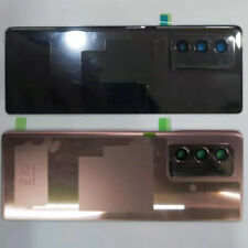 Back Cover + Back Camera Lens Glass For Samsung Galaxy Z Fold 2 Replacement Part