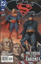 Superman Batman Comic Issue 14 Modern Age First Print 2005 Loeb Pacheco Merino