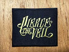 PIERCE THE VEIL Iron On/Sew On Patch Rock heavy metal Hardcore