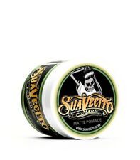 Suavecito Matte Pomades & Waxes Pomade- Shine Free Matte Pomade For Men (4 Oz).
