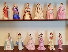 Lenox Great Fashions of History Complete Set 12 Figurines in Original Boxes