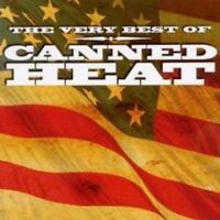 Canned Heat - The Very Best Of Canned Heat (NEW CD)