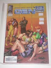 Gen 13 Bootleg #15 VF-NM Mariotte Image Comics Jan 1998