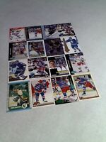 Mike Gartner:  Lot of 100+ cards.....50 DIFFERENT / Hockey