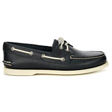 Sperry Top-Sider Men's Authentic Original Leather Boat Shoe Navy STS10405 NEW