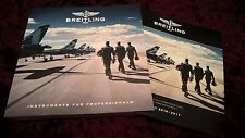 Breitling 2017 Watch Catalogue - Navitimer, Superocean, Emergency + Prices