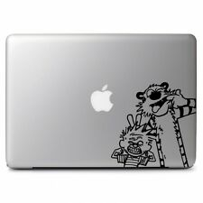 """Cute Funny Calvin & Hobbes Decal Sticker for Apple Macbook Pro & Air 13"""" 15"""" 17"""""""