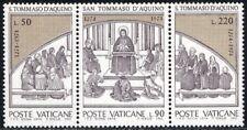(Ref-12395) Vatican City 1974 St.Thomas Aquinas SG.616/618 Mint (MNH) Sc:555-557