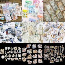 Etiqueta del diario de Corea Pegatinas Caricatura Adorable Scrapbooking hágalo usted mismo Decoración Pegatinas Etiquetas