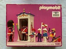 PLAYMOBIL 5581 VICTORIAN NEW-in-sealed-box NISB Buckingham Palace Guards NEW