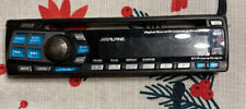 Alpine Detachable Car Stereo Face Plate *Tested & Free-Ship!*