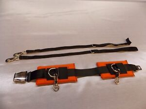 Trampolin -  Sicherheitsgürtel - Saltogürtel - 55-90 cm*