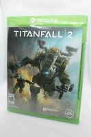 TITANFALL 2 Microsoft Xbox One NEW Factory Sealed 2016 Game