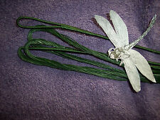 """Bow string for 60"""" recurve actual length 56""""Forest Green experienced stringmaker"""