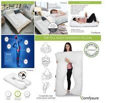 Embarazo almohada de cuerpo completo-U Maternidad y almohada de lactancia