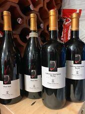 Vertikale Weingut Auer/Thermenregion: Pinot Noir '05/06, CS Merlot '06/07 Magnum