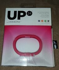 Jawbone UP 24 Coral Pink (Large) JL01-19L-EU1 REPLACEMENT BAND ONLY