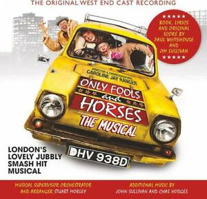 Only Fools And Horses The Musical (Original West End Cast) CD    FREE UK P&P