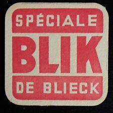 Sous-bock Speciale Blik bierviltje bierdeckel coaster