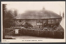 Postcard Battle Sussex the Old Pilgrims Hospital RP by WHS Kingsway S 6184