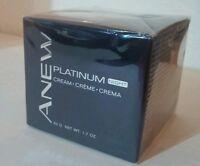 Avon Anew Platinum Night Moisturizing Cream Full Size 1.7 oz Sealed Box