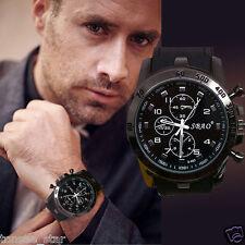 HOT Stainless Steel Luxury Sport Analog Quartz Modern Men Fashion Wristwatch