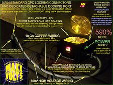 2003-2011 Honda Civic or Accord Hybrid Advanced IMA Battery Grid Charger w/fan