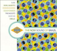 THE NOW SOUND OF BRAZIL  CD NEU