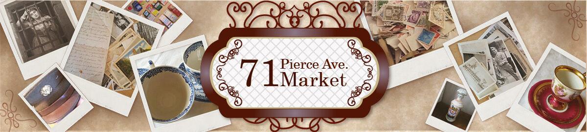 71 Pierce Ave Market