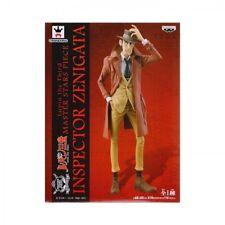 LUPIN THE THIRD - INSPECTOR ZENIGATA - BANPRESTO MASTER STAR PIECE