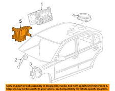 Pontiac GM OEM 06-10 G6 Sound System Audio Stereo-Amplifier 15833070