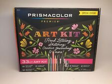 33 pc Prisma Color Premier Art Kit Special Edition 2098701 NEW FREE SHIPPING