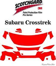 3M Pro Series Paint Protection Film Fits 2018 2019 2020 Subaru Crosstrek