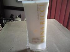NINA RICCI LOVE IN PARIS SOFT BODY LOTION, USED, 150ML, FREE-MAILING.