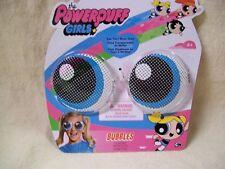 Child Bubbles Costume Eye Glasses Licensed Powerpuff Girls Anime Cartoon Eyes 4+