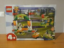 rare ce set LEGO TOY STORY 4 réf:10771 il est neuf non ouvert