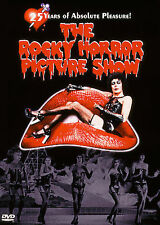 The Rocky Horror Picture Show (DVD, 2007, 2-Disc Set, 25th Anniversary Special Edition Sensormatic)