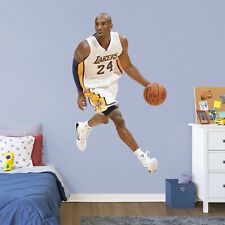 Kobe Bryant - Life-Size Officially Licensed NBA Removable Fathead $89