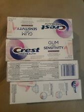 Crest Pro-Health Gum and Sensitivity, Sensitive Toothpaste, 4.1 oz