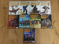 White Dwarf 9x Magazine Bundle June 2012 - Feb 2013 Games Workshop - Free P&P