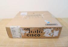 NEW CISCO 2901/K9 2901 Integrated Services Gigabit Router Bundle NEU SEALED